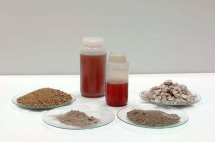 Evaluting Fly Ash for Concrete